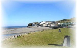 Clarach Bay BEACH